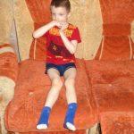 8-летнему Богдану Волгину нужна дополнительная диагностика