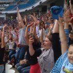 Юные болельщики бесплатно посетили матч «Ротора»