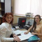 Представители Фонда «Манифест» и Православного семейного центра «Лествица» обсудили дальнейшее сотрудничество