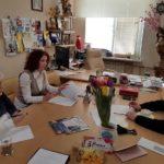 Заседание по проекту «Сквер имени 8 марта — сквер памяти, мира и радости»